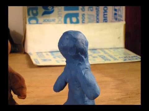 Muñecos de plastilina Stop Motion Groove
