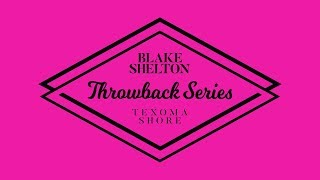"Blake Shelton - ""Money"" (Texoma Shore Throwback Series)"