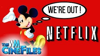 Disney is REMOVING Their Movies from NETFLIX – The CineFiles Ep. 33