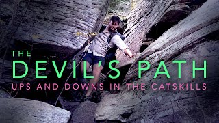 The Devil's Path: Ups & Downs in the Catskills   Hack Your Pack