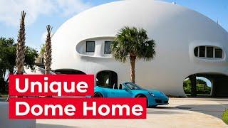 The Dome Home - Unique Homes