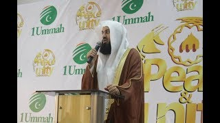 Introduction To Parenting | Peace and Unity Convention | Nigeria 2017 | Mufti Menk