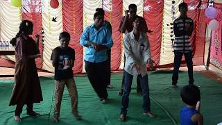 "Inspirational Dance performed by Mentally challenged kids{Devullu Songs - ""Nee Prema Kore""}"