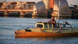 Jason Lewis Human-Powered Circumnavigation Mini-Feature