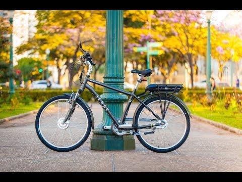 Bicicleta Elétrica Sense Wind