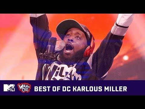 Karlous Miller'sBEST Freestyle Battles & Most Hilarious Insults 🤣 Vol. 1 Wild 'N Out MTV