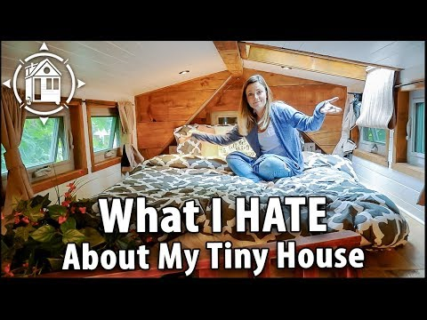 Living in a Tiny House Stinks Sometimes