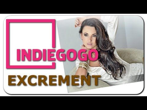Indiegogo Excrement - First Vaginal Beer