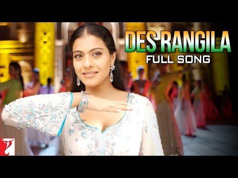 Xxx Mp4 Des Rangila Full Song Fanaa Aamir Khan Kajol Mahalaxmi Iyer 3gp Sex