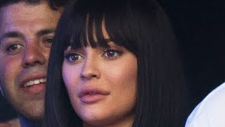 Kylie Jenner Run-In With Tyga Narrowly Avoided Because Of Travis Scott