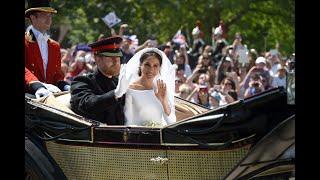 ميغان ماركل تسلم جائزة الأزياء لمصممة فستان زفافها