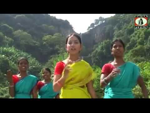 Santhali Song -  Buru Jharna     Santhali Video Album : HAI RE HAI