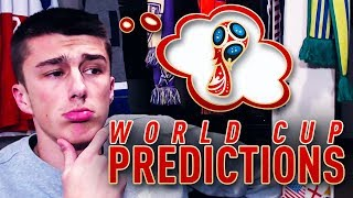 An American Makes WORLD CUP Predictions