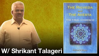 My conversation with Shrikant Talageri