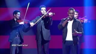 MBC The X Factor - حمزة هوساوي - Heroes - العروض المباشرة