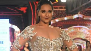 Gorgeous Sonakshi Sinha at Bombay Times Fashion Week in Mumbai