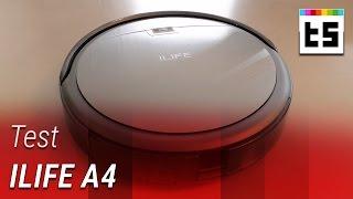 ILIFE A4: Staubsaugroboter für 126 Euro – Test