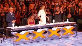 ALL GOLDEN BUZZER on America