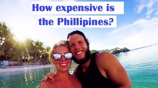 How expensive is the Phillipines? | Travel vlog Boracay