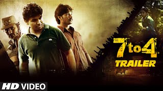 7 To 4 Trailer || Anand Batchu, Radhika, Raaj Bala || Telugu Latest Movie 2016