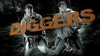 Diggers – Season 3 Episode 17 – Blackbeards Treasure