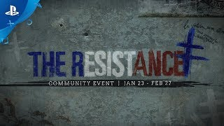 Call of Duty: WWII – The Resistance Event Trailer | PS4
