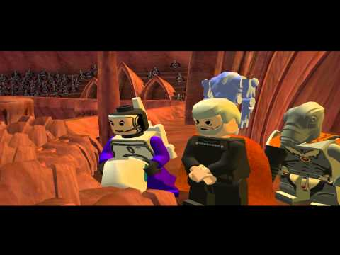 LEGO Star Wars The Video Game All Cutscenes