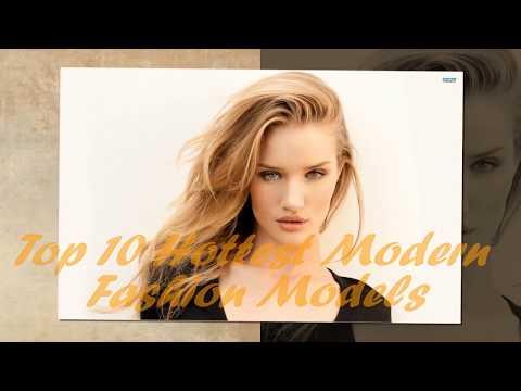 Xxx Mp4 Top 10 H0ttest Modern Fashion Models 3gp Sex