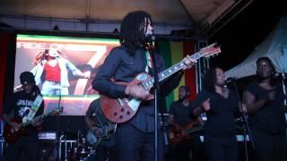 Skip Marley live