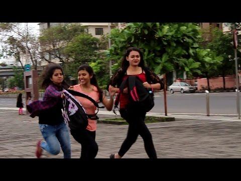 HOT GIRL STEALING PEOPLE BAG PRANK IN INDIA (Gone Wrong) | Oye It's Prank