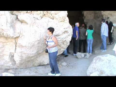 Sodoma e a estátua da mulher de Ló Caravana Pr. Jabes Alencar