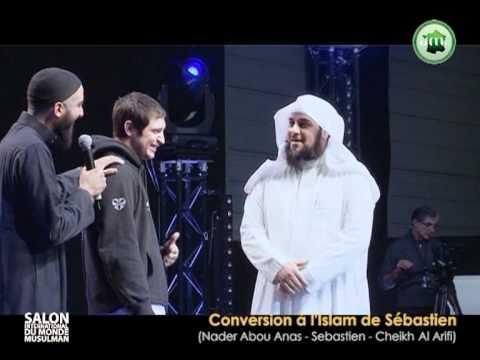Salon International du Monde Musulman 2011 Re Conversion à l Islam avec Cheikh Al Arifi