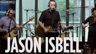 """Jason Isbell """"24 Frames"""" Live @ SiriusXM // Outlaw Country"""