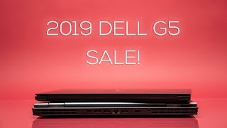 HUGE DELL G5 & G7 2019 Gaming Laptop Sale!! (RTX 2060) 😱