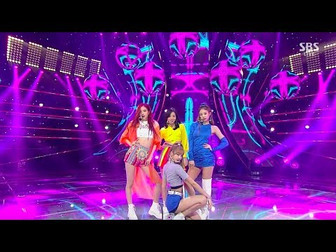 Download Lagu BLACKPINK - 'FOREVER YOUNG' 0617 SBS Inkigayo MP3