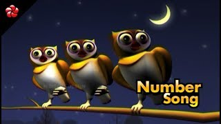 TAMIL NUMBER RHYME ♥Pattampoochi 1 ★Best tamil cartoon for children ★Pattampuchi folksongs& stories