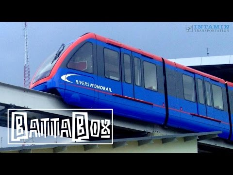 Would You Scrap The Port Harcourt Monorail??