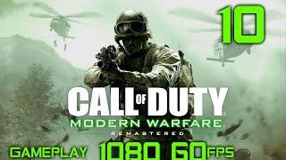 Call of Duty Modern Warfare Remastered - Sorpresa y pavor - Gameplay en Español 1080p 60fps