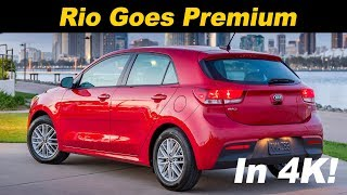 2018 Kia Rio First Drive Review In 4K UHD!