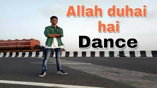 Allah Duhai Hai - Dance | Choreography by Sourabh | Race 3
