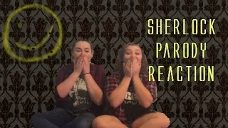 Our Sherlock parody reaction video! (By: The Hillywood Show)