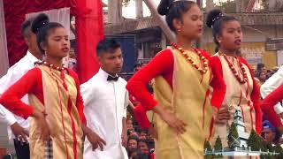 Cultuiral Fetival SHAD SUKRA MIH MYNTDU DANCE VIDEO JAINTIA PNAR SONG