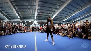 ★ Kaelynn Harris ★ Bitch Better Have Money ★ Fair Play Dance Camp 2015 ★