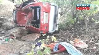 Two Dead in Road Accident in Sundargarh