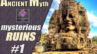 5 Mysterious Ruins of Alien Pyramid, Aztec's Gods & Nazca Lines and More | Mysterious Ruins #1: