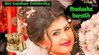 Actress Madusha Herath top 10 clicks Collage | Sri Lankan Celebrity | Nana