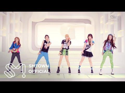 f x 에프엑스 Electric Shock MV