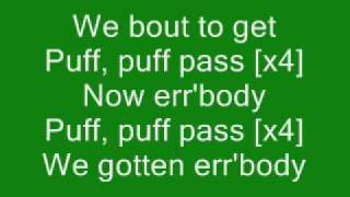 Puff Puff Pass - Young Buck With Lyrics