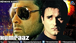 Bobby Deol & Akshaye Khanna Action Scene | Hindi Movies | Humraaz | Bollywood Movie Scenes