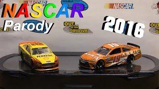 NASCAR Parody: Final Thoughts? (Short)